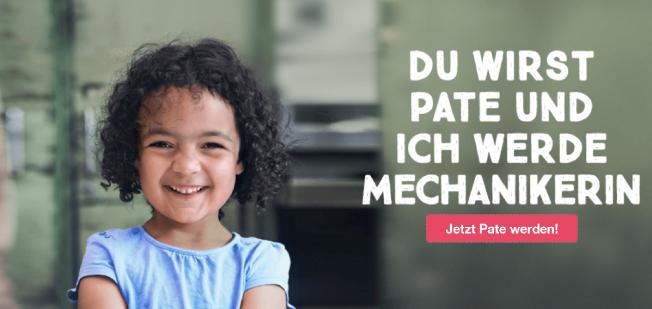 SOS Kinderdorf Patenschaft