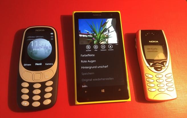 Nokia 3310 8210 Lumia 1020