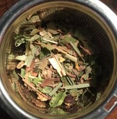 Tee Kräuterfarm