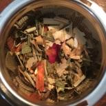 Tee Ruhe und Kraft