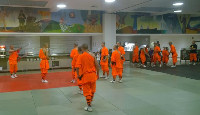 Shaolin Mönche 4