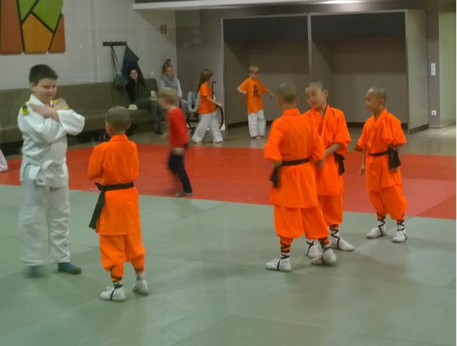 Shaolin Mönche 5