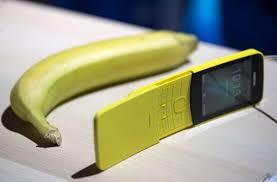 Nokia 8110 4G Banane