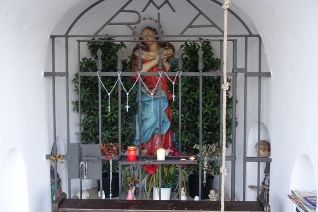 Kapelle Heiliger Stein