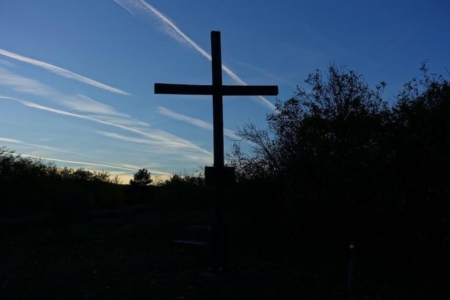 Kreuz heiliger Stein