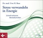 CD Stress verwandeln in Energie Cover