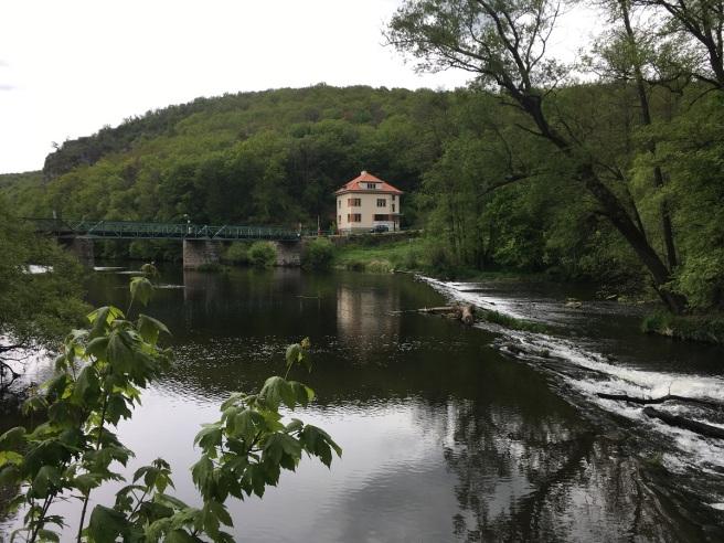 Hardegg Thayabrücke Mai 2019