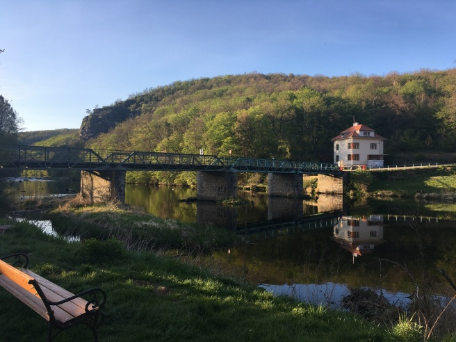 Blick Thayabrücke 1